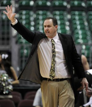 Idaho coach Don Verlin. (AP)