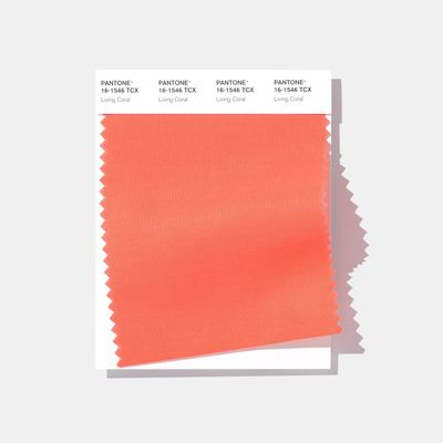 Artwork and accent walls are among the ways to incorporate Pantone's 2019 Color of the Year. (Pantone / TNS)