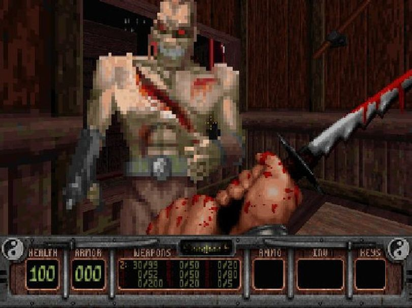 Shadow Warrior followed in the long line of