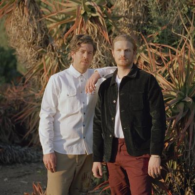 Frenship, the duo of James Sunderland and U-Hi grad Brett Hite, has been steadily releasing new music over the past few months. (Paradigm Talent Agency)