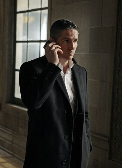 """Jim Caviezel stars in the CBS series """"Person of Interest,"""" airing Thursday nights."""