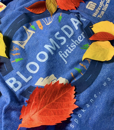 The 2020 Virtual Bloomsday shirt was revealed on Friday afternoon. (courtesy)