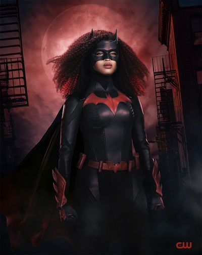 Javicia Leslie plays Ryan Wilder, the new Batwoman, when the show returns for its second season.  (Nino Munoz/The CW)