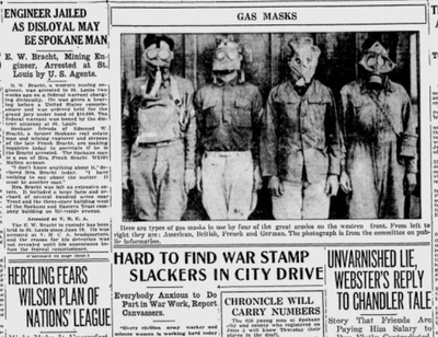 From the June 26, 1918 Spokane Daily Chronicle (S-R achives)