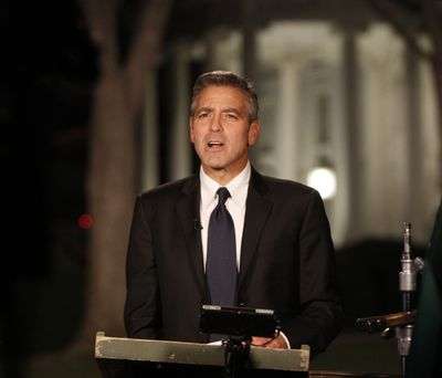 George Clooney (Associated Press / The Spokesman-Review)