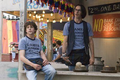 "Jesse Eisenberg, left, and Martin Starr star in ""Adventureland."" Miramax (Miramax / The Spokesman-Review)"