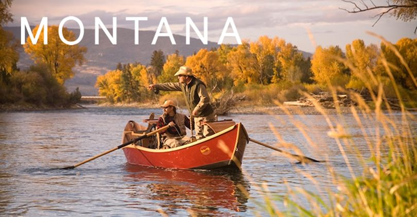 Montana fall fly fishing could be even better than usual in 2011. (Courtesy photo)