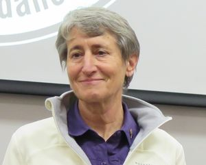 Sally Jewell (Betsy Z. Russell)
