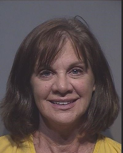 Lori Isenberg, 64, turned herself into authorities on July 25, 2018 in Kootenai County. She faces a single charge of grand theft and is the suspect in the death of her husband Larry. (Kootenai County Jail)