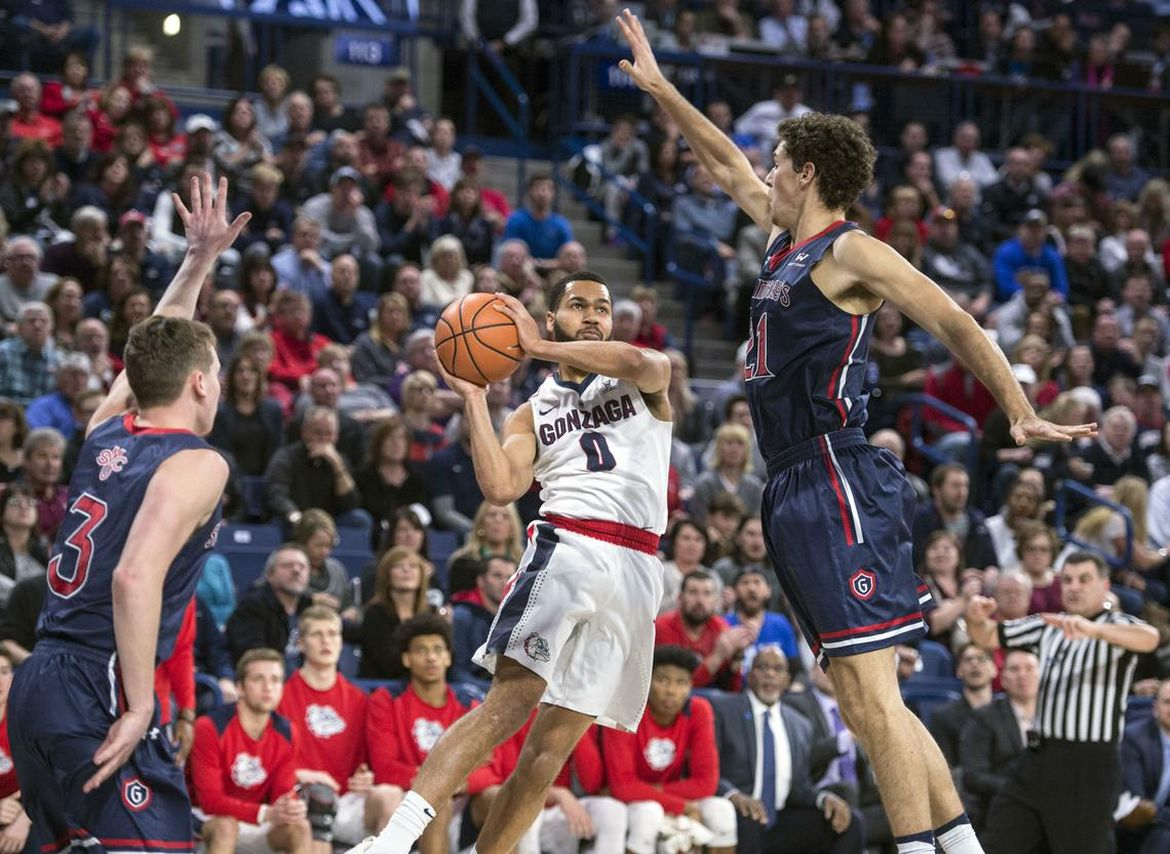 Gonzaga-Saint Mary's postgame interview: Silas Melson