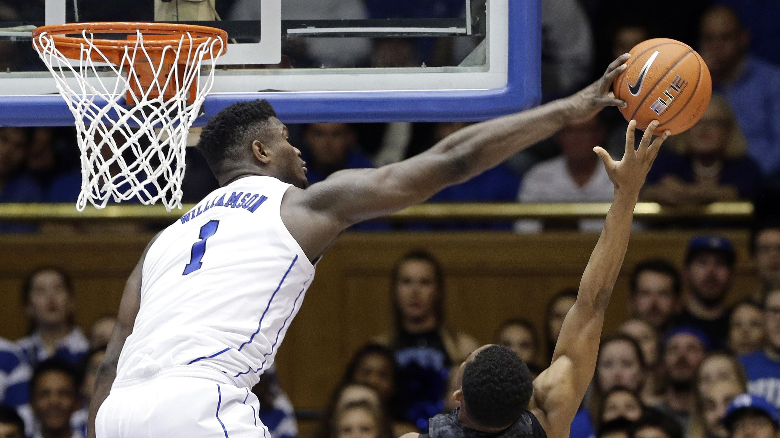 How We Voted Duke The Undisputed No 1 After Blazing Past Kentucky In Season Opener The Spokesman Review