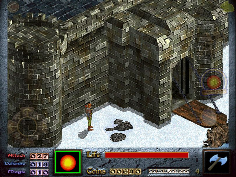 Dink Smallwood borrowed heavily from similar adventure RPG titles in the late 1990s, but its humor and clever writing earned it a fervent cult following that is just as passionate today. (Robinson Technologies)