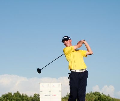 Clarkston resident Joel Dahmen has played three Canadian Tour events since returning from cancer treatments.