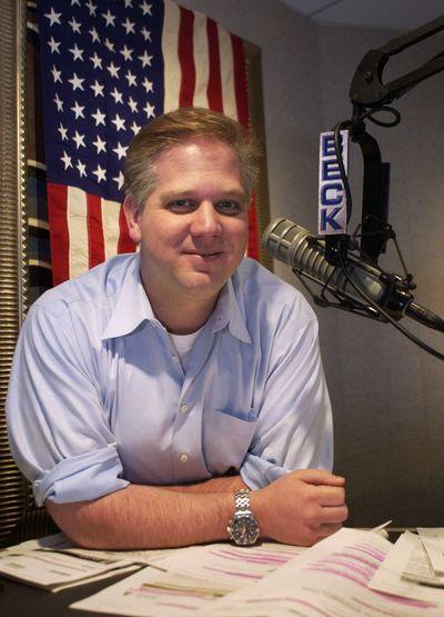 Glenn Beck (Associated Press / The Spokesman-Review)