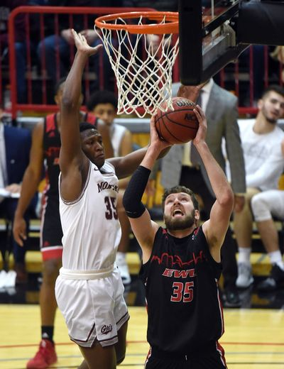 EWU will face Montana on Feb. 18 and 20 during a 20-game Big Sky Conference schedule announced Thursday.  (COLIN MULVANY)