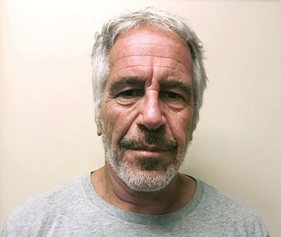 This March 28, 2017 photo, provided by the New York State Sex Offender Registry, shows Jeffrey Epstein. (associated press)
