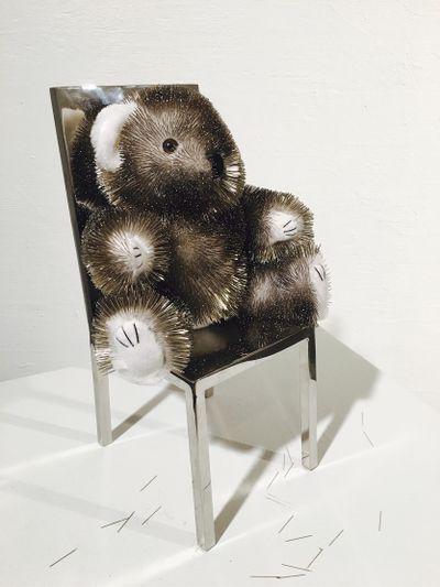 """The Curiosity Bear"" by Erik Sullivan"
