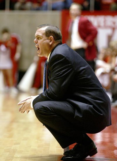 Cancer puts on-court outcomes in perspective for BYU's Dave Rose.  (Associated Press)