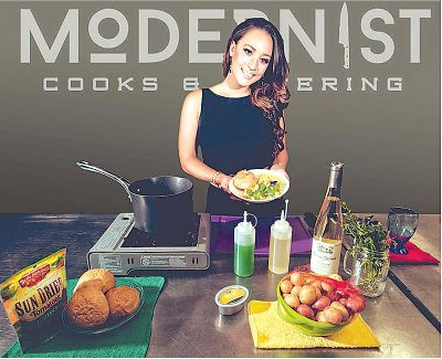 Amanda Hillmann teaches cooking classes for children and adults. (Courtesy)