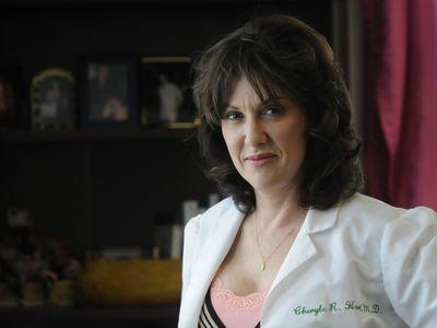 Dr. Cheryle Hart, seen in her Spokane Valley office last month, has closed her practice. (Dan Pelle / The Spokesman-Review)
