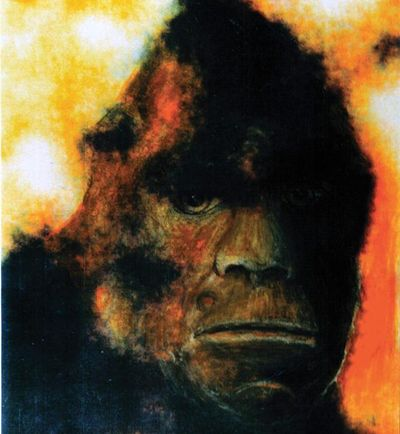 """""""Sasquatch Revealed"""" opens Friday and runs through Aug. 24 at the Moses Lake Museum and Art Center. The exhibit features a collection of artifacts and other Sasquatch-related material. (Courtesy photo)"""