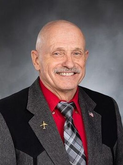 Rep. Tom Dent, R-Moses Lake, was recently treated at Samaritan Hospital in Moses Lake because of COVID-19 complications.