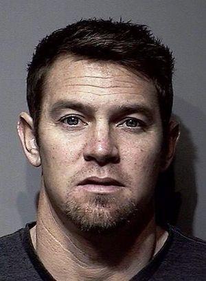Tony Parks (Kootenai County Sheriff's Department booking photo)