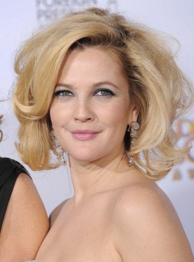Drew Barrymore (Associated Press / The Spokesman-Review)