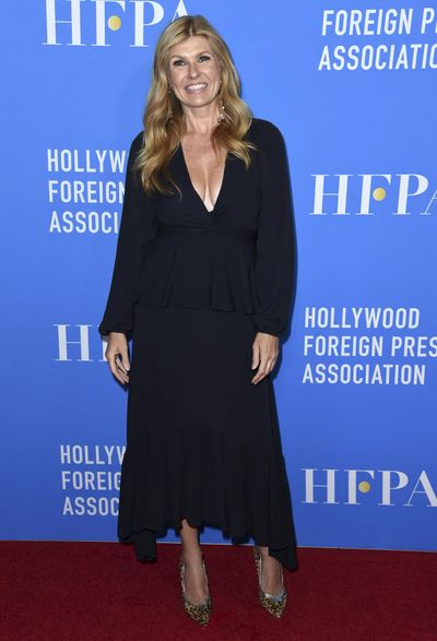 """Connie Britton returns to TV with """"Dirty John,"""" co-starring Eric Bana, on Bravo. (Richard Shotwell / Associated Press)"""
