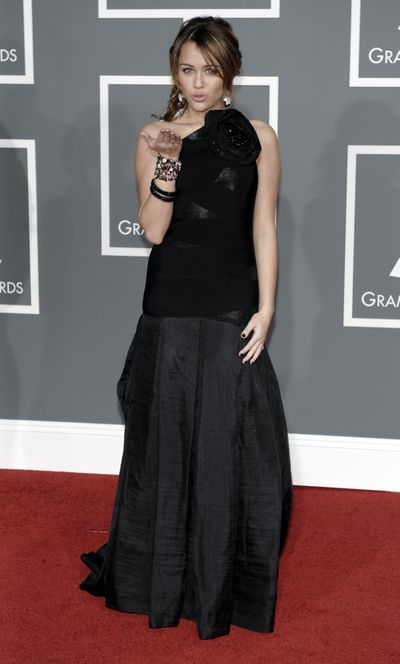Miley Cyrus (Associated Press / The Spokesman-Review)