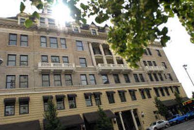 The American Legion Building in downtown Spokane is home to Mitchell Jessen & Associates.   (Brian Plonka / The Spokesman-Review)