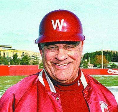 WSU's legendary baseball coach Bobo Brayton passed away Saturday. (File)
