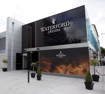 The House of Waterford Crystal (Associated Press)
