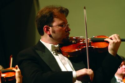 Matuesz Wolski will perform two Polish works in concerts this weekend. Courtesy of the Spokane Symphony (Courtesy of the Spokane Symphony / The Spokesman-Review)