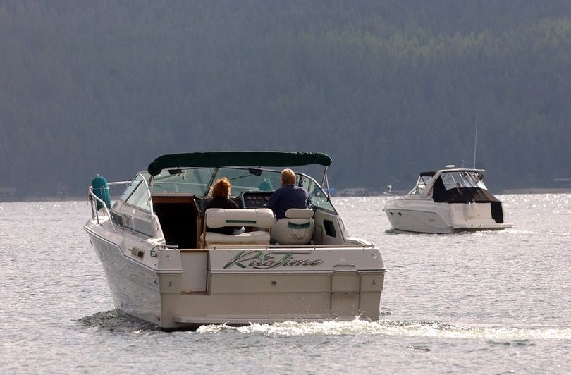 Boating is popular on the wealth of waters in the Inland Northwest. (The Spokesman-Review)