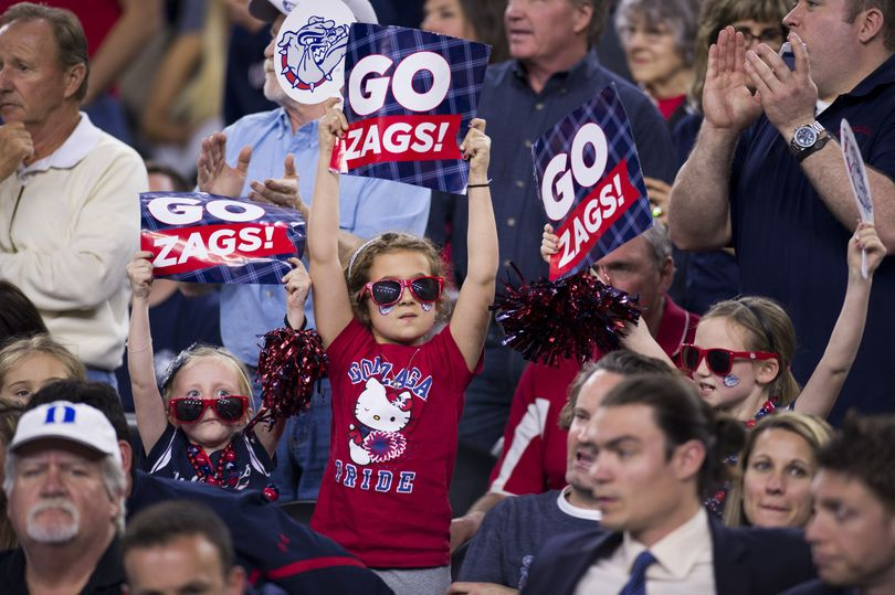 Zags' second-half surge was good sign for young fans.