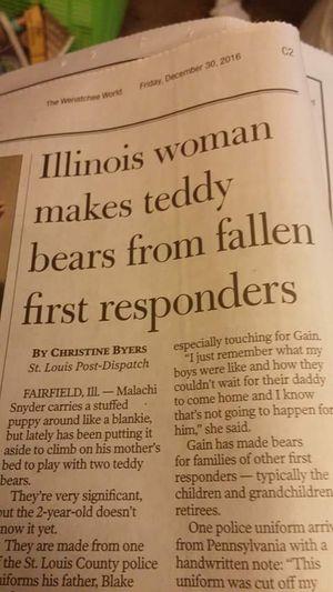 Horrifying headlines