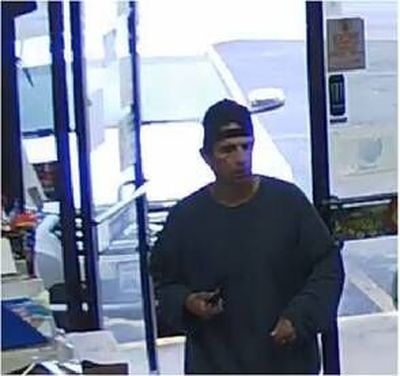 Spokane police hope a member of the public can identify this arson suspect.  (Courtesy of Spokane Police Department)