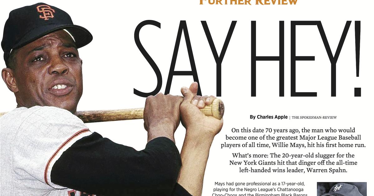 The career of baseball legend Willie Mays