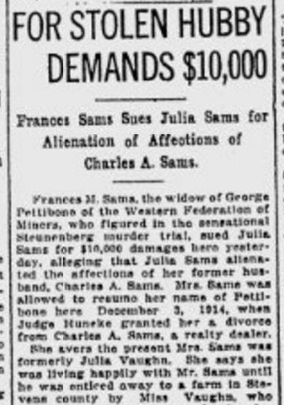 Two women and three men were arrested after police found opium, cocaine, morphine and 125 quarts of whisky in a house on the lower South Hill, The Spokesman-Review reported on Dec. 13, 1916. (SR)