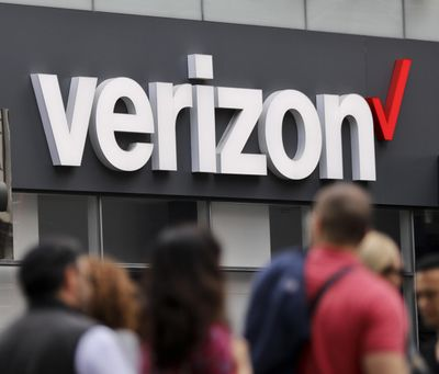 In October, Verizon announced  it had activated 5G service for customers in four cities. (Associated Press)