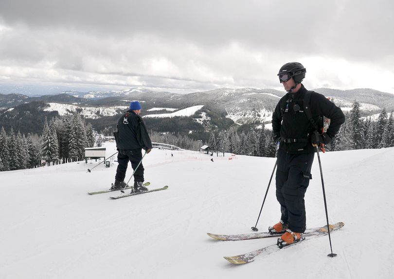 Brad McQuarrie of Mt. Spokane Ski and Snowboard Park is seeking an expansion to put runs on the mountain's Northwest face.