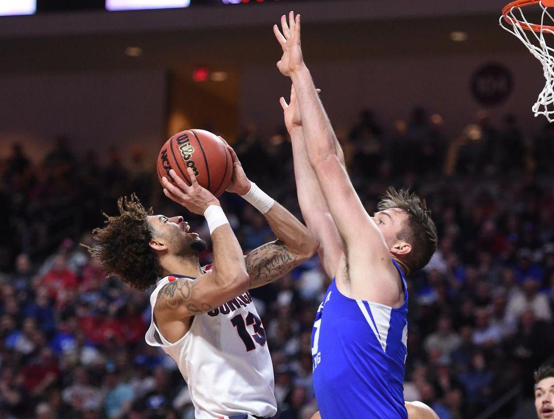 Gonzaga-BYU postgame interview: Josh Perkins