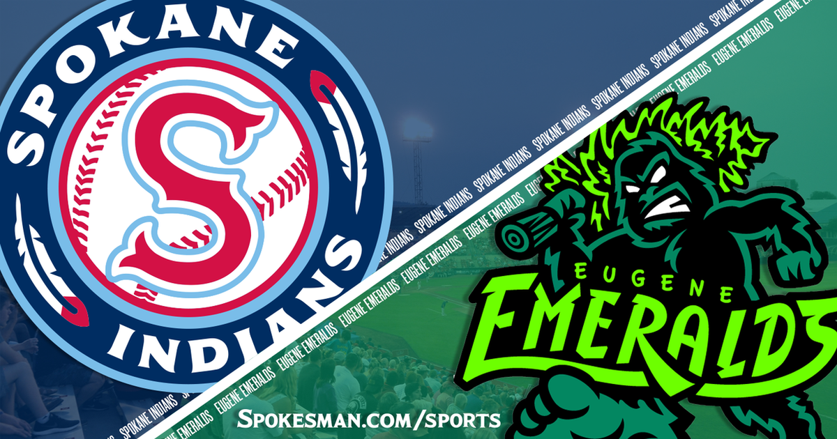 Chris McMahon makes promising debut, Spokane Indians fall again to Eugene Emeralds