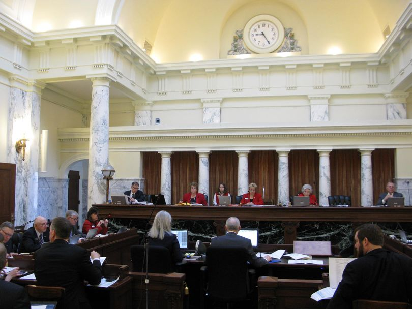 Joint Finance-Appropriations Committee sets the public school budget on Monday morning, comprising 48 percent of the state's general fund budget (Betsy Z. Russell)