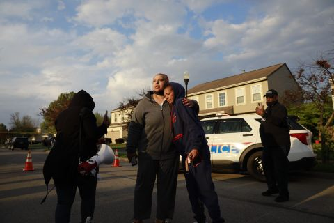Protest Heats Up After Columbus Police Shooting Aunt Says Teen Girl Was Killed The Spokesman Review