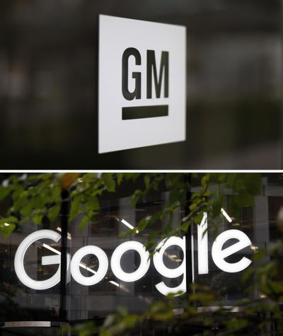 GM says research shows customers want technology embedded in their vehicle, and they want it to match how their smartphones operate. Toward that end, the automaker is hiring Google to run key parts of its dashboard infotainment system. (Associated Press)